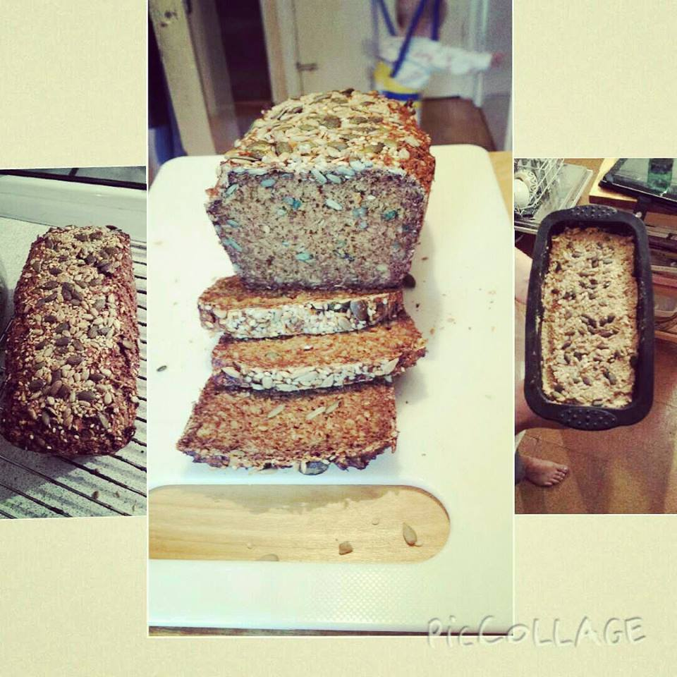 Oaty ‪‎Bread - nuttier version!